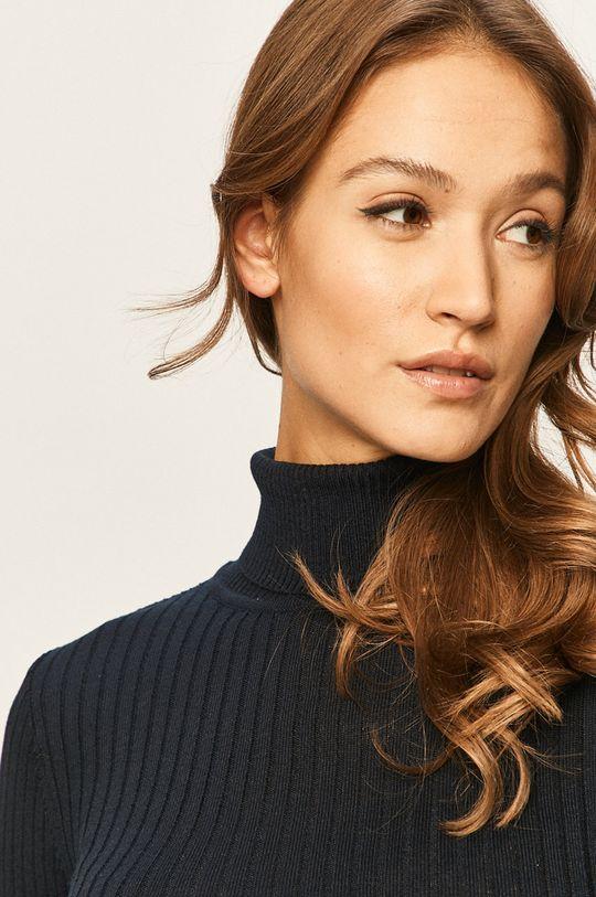 granatowy Answear Lab - Sweter