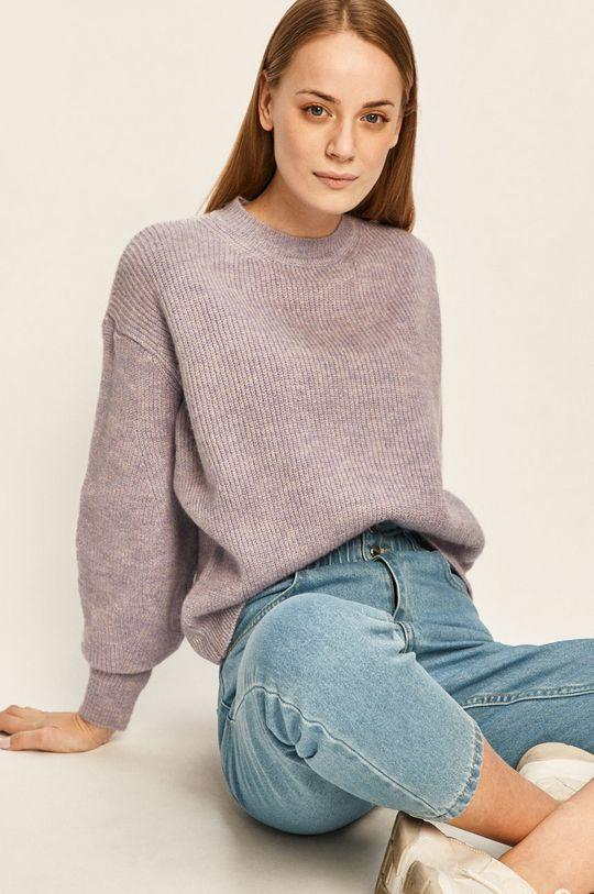 lavanda Answear - Pulover De femei
