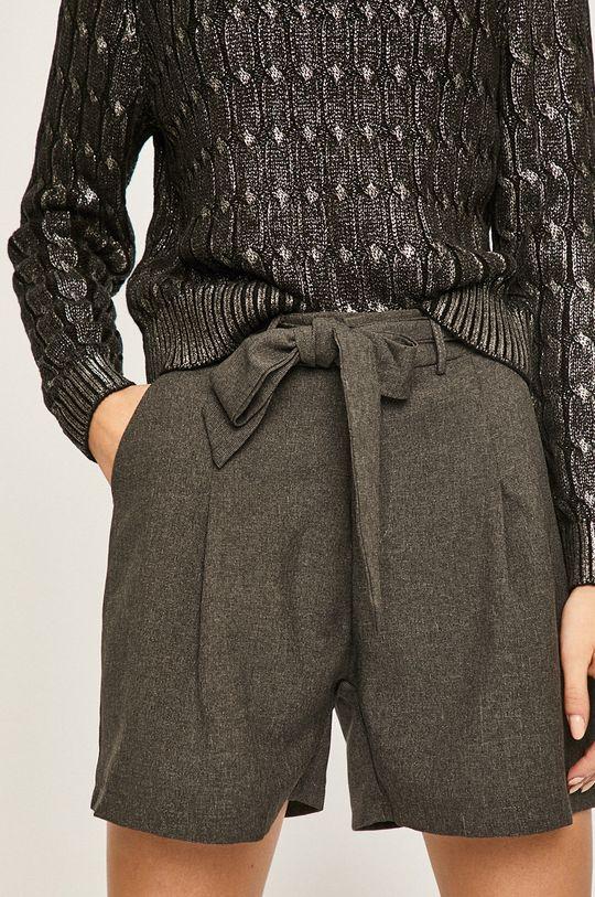 gri Answear - Pantaloni scurti De femei