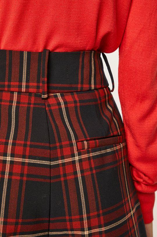 rosu Answear - Pantaloni scurti