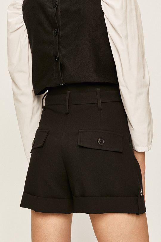 Answear - Pantaloni scurti 5% Elastan, 75% Poliester  , 20% Viscoza