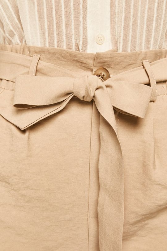 bej Answear - Pantaloni scurti