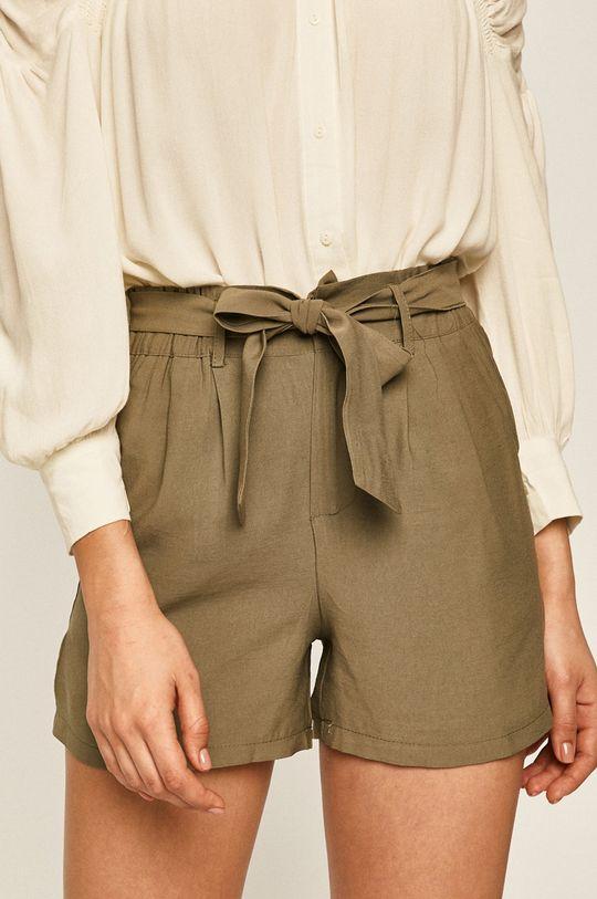 masiliniu Answear - Pantaloni scurti De femei