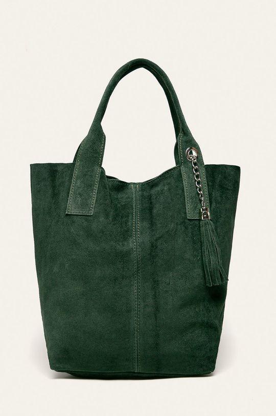 verde Answear - Poseta de piele De femei