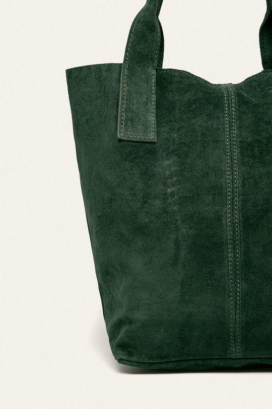 verde Answear - Poseta de piele