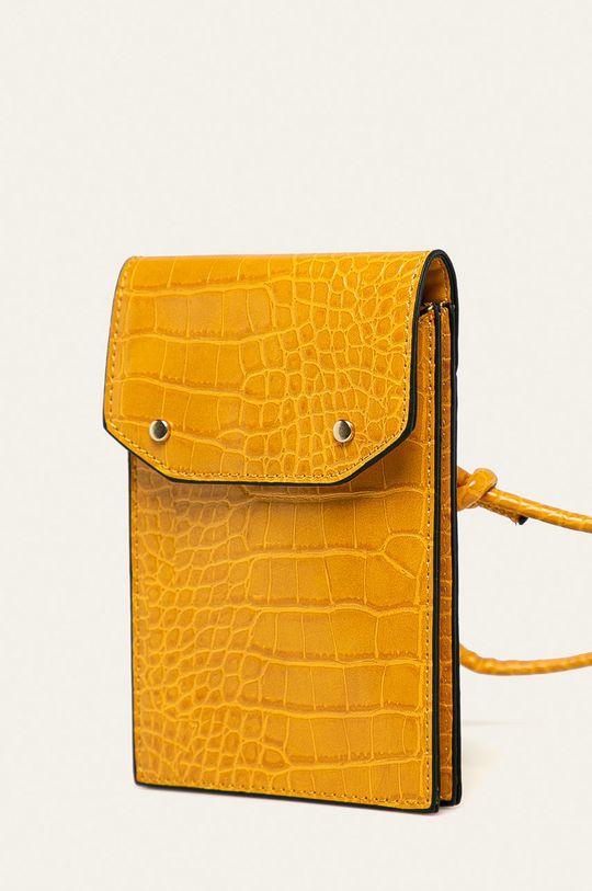 Answear - Чанта жълт