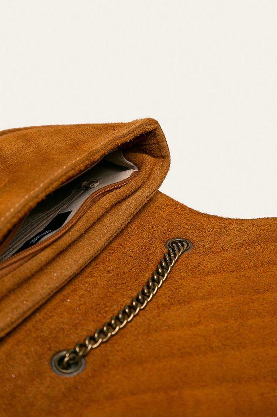 Answear - Кожена чанта Жіночий