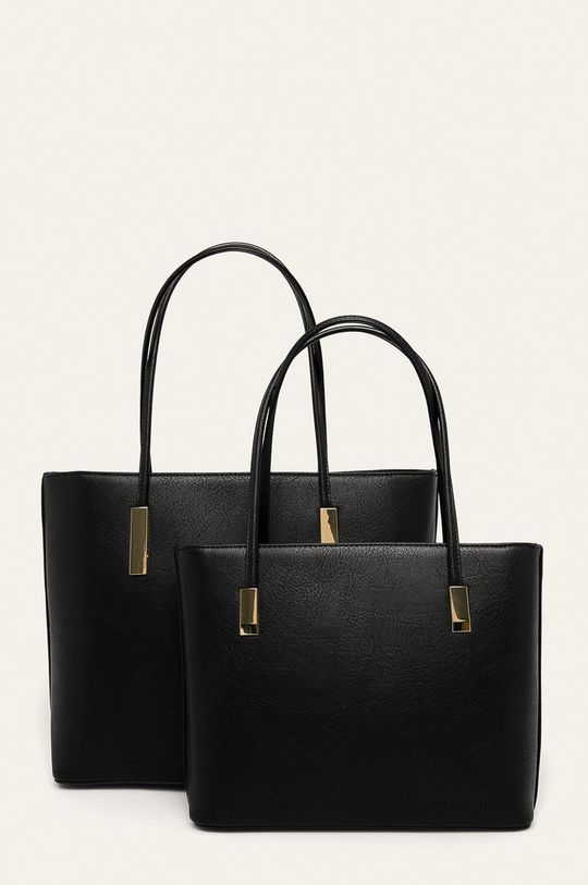 negru Answear - Poseta (2-pack) De femei
