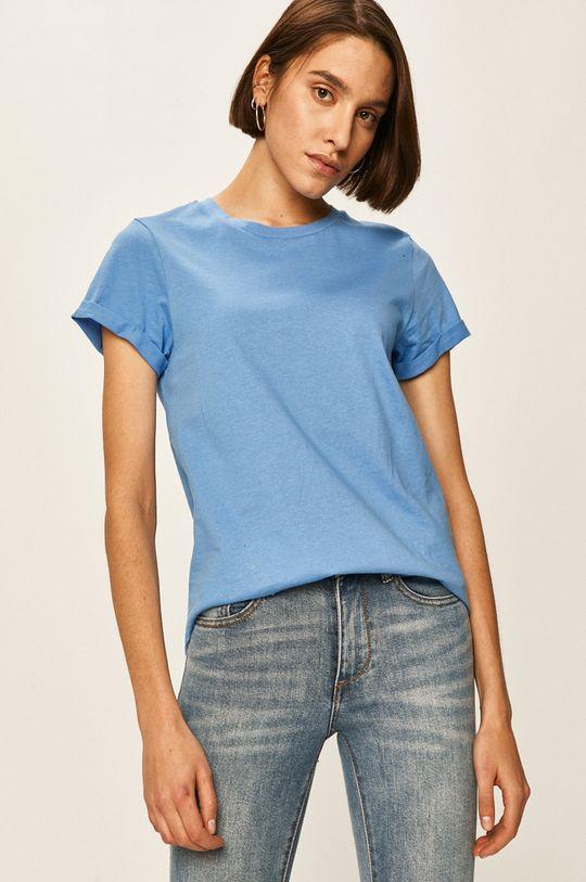 albastru Answear - Tricou De femei