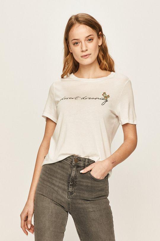 biela Answear - Tričko