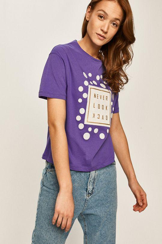 violet Answear - Tricou De femei