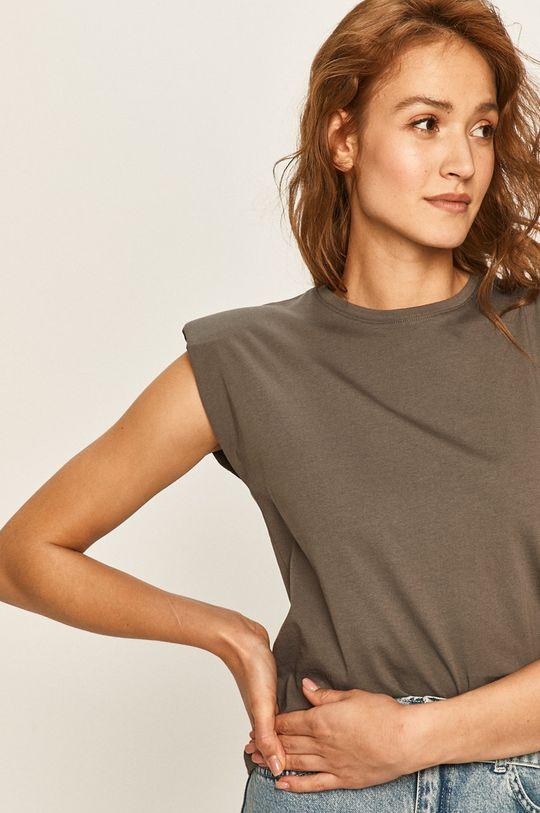 sivá Answear - Tričko