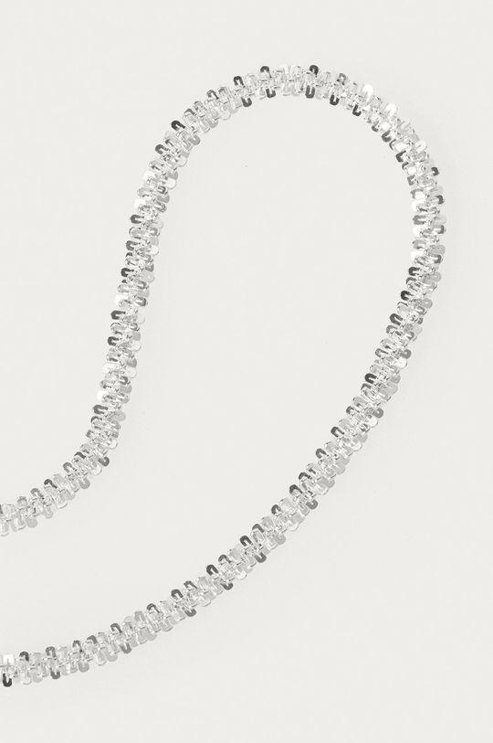 Answear Lab - Bransoletka srebrna 100 % Srebro