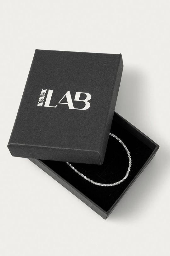 srebrny Answear Lab - Bransoletka srebrna Damski