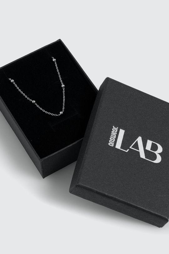 srebrny Answear Lab - Bransoletka Damski