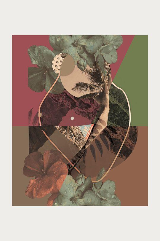 multicolor Answear - Plakat Unisex
