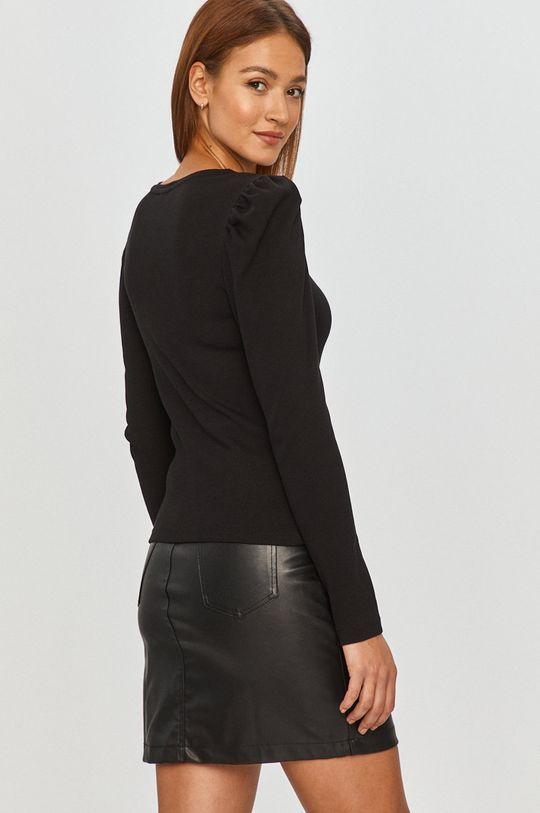 Answear Lab - Tričko s dlhým rukávom  100% Bavlna