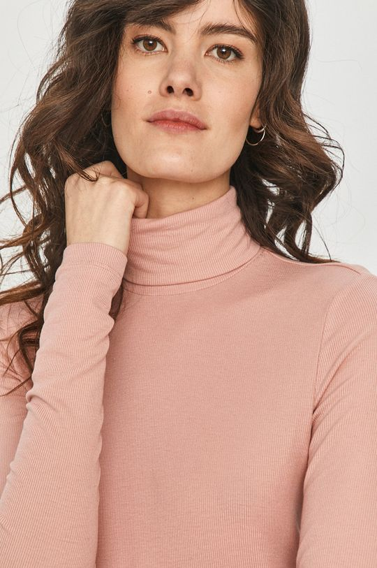 ružová Answear Lab - Blúzka