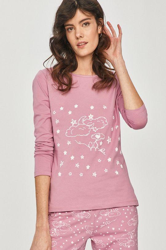 Answear Lab - Pijama roz