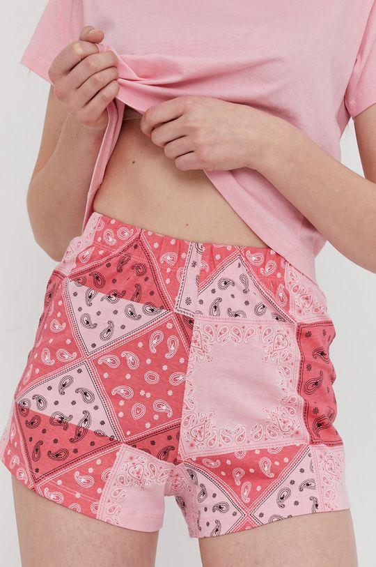 Answear Lab - Piżama 100 % Bawełna