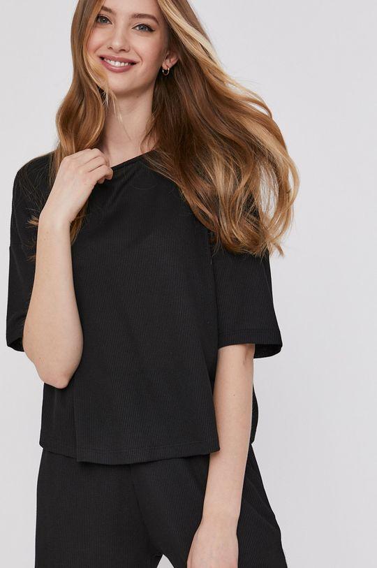 Answear Lab - Pyžamo černá