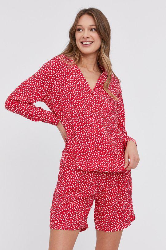 Answear Lab - Pyžamo červená