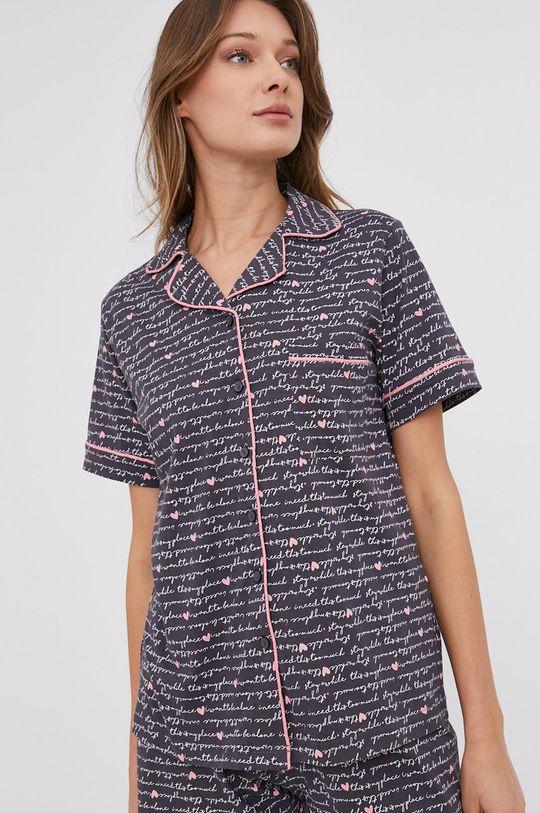 Answear Lab - Pyžamo sivá