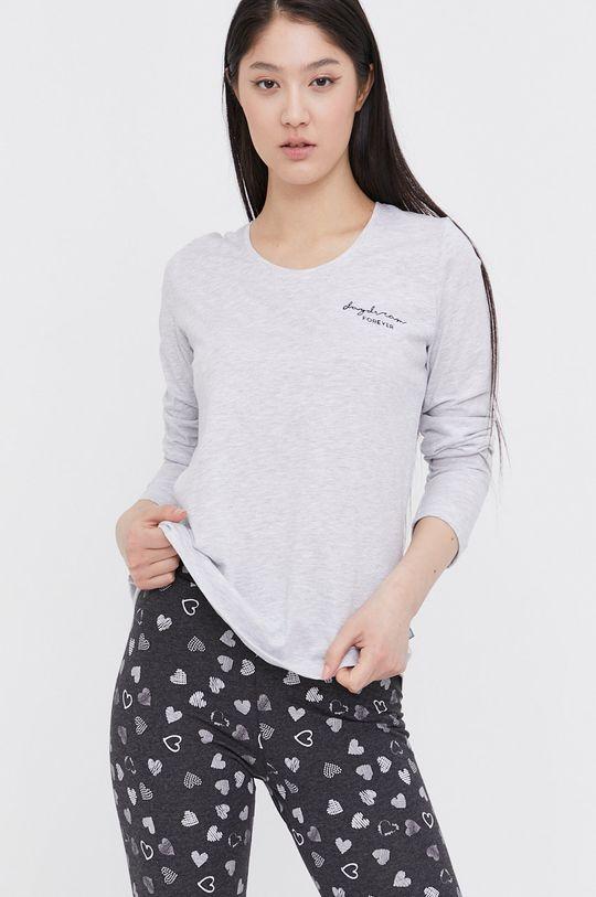 Answear Lab - Piżama 95 % Bawełna, 5 % Elastan