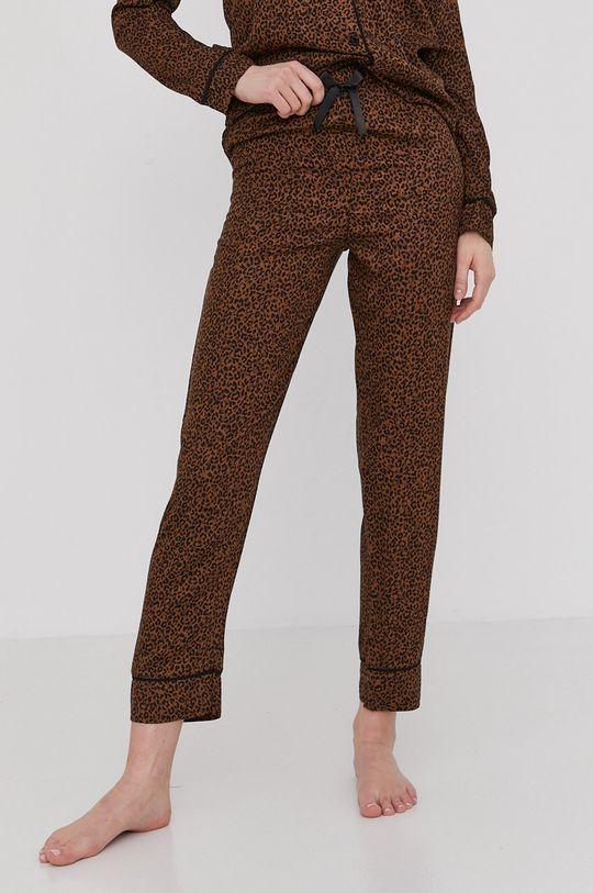 brązowy Answear Lab - Piżama