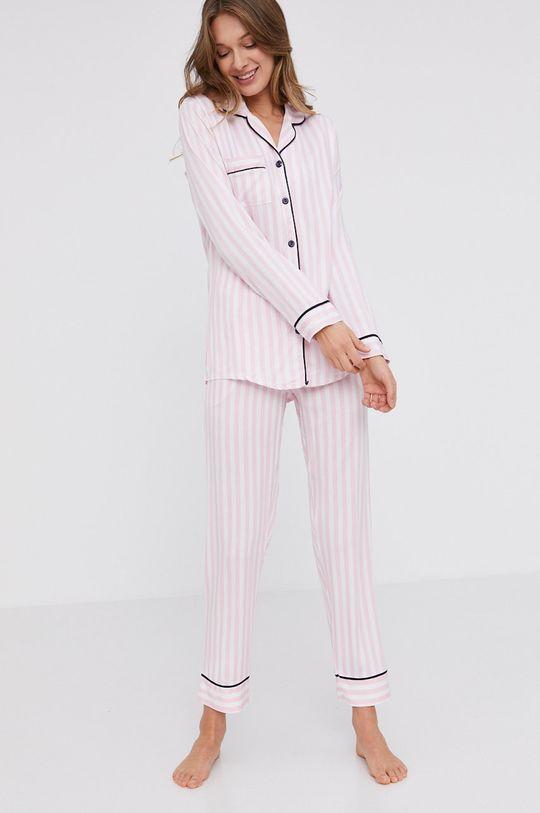 рожевий Answear Lab - Піжама Жіночий