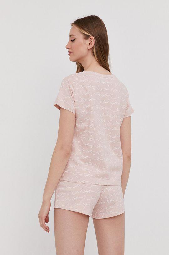 roz pastelat Answear Lab - Pijama