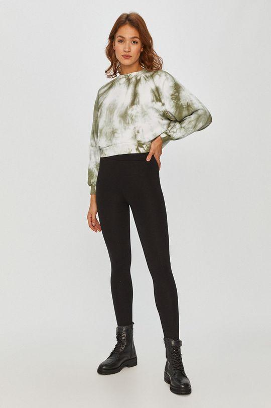 Answear Lab - Bluza bawełniana zielony