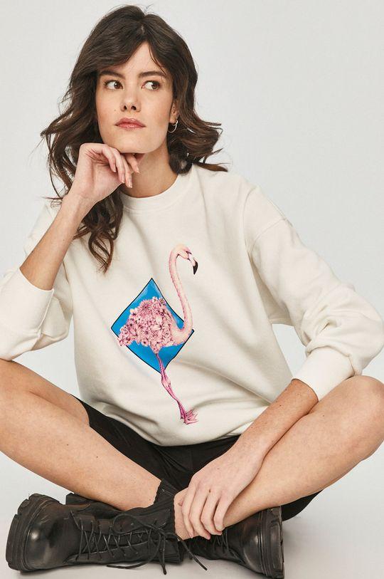alb Answear Lab - Bluza De femei