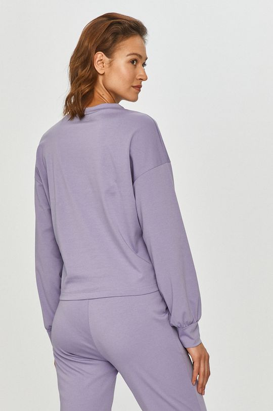 Answear Lab - Mikina  65% Bavlna, 7% Elastan, 28% Polyester