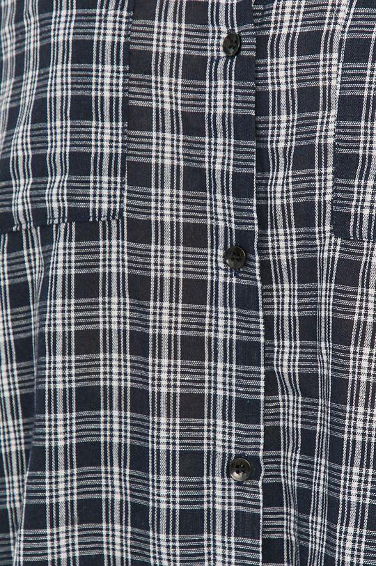 Answear Lab - Košile námořnická modř