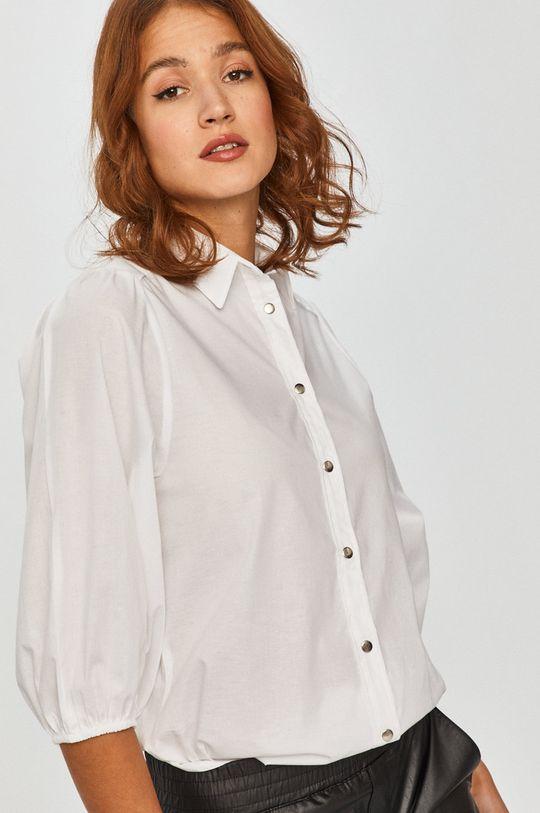 biela Answear Lab - Bavlnená košeľa Dámsky