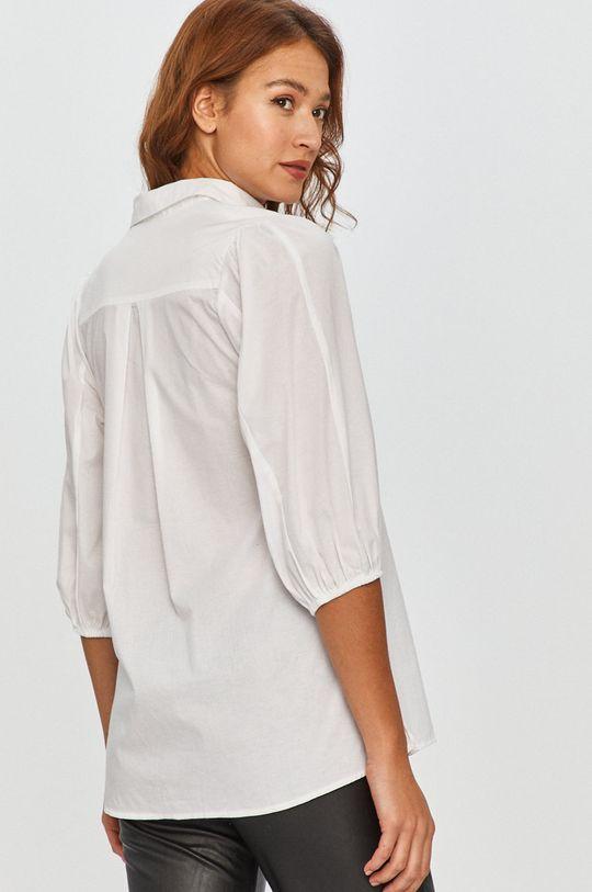 biela Answear Lab - Bavlnená košeľa