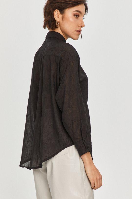čierna Answear Lab - Košeľa