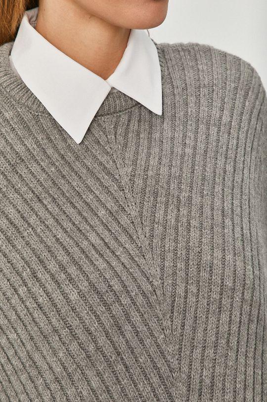 Answear Lab - Košeľa so svetrom Dámsky