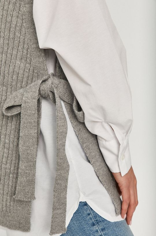 Answear Lab - Košeľa so svetrom