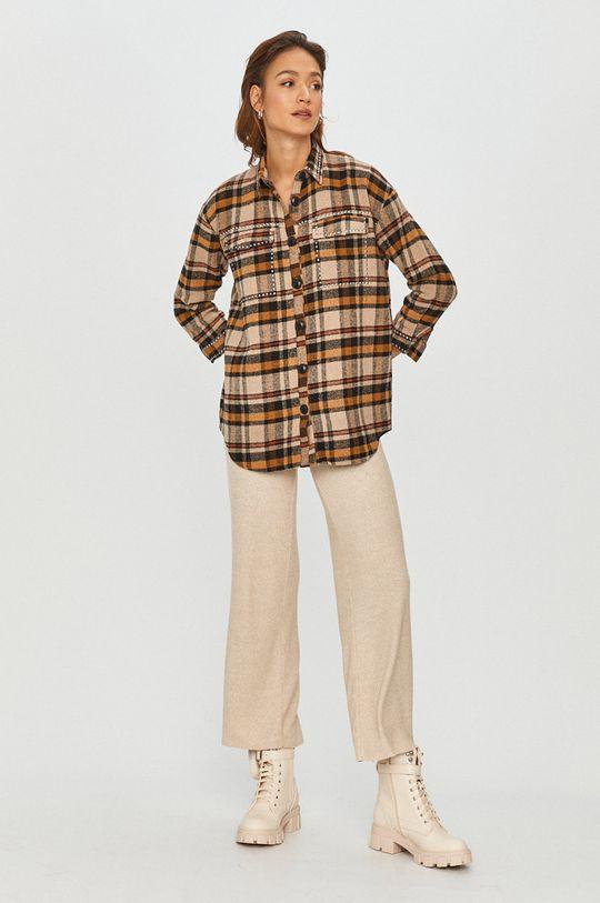 Answear Lab - Koszula 20 % Akryl, 80 % Bawełna