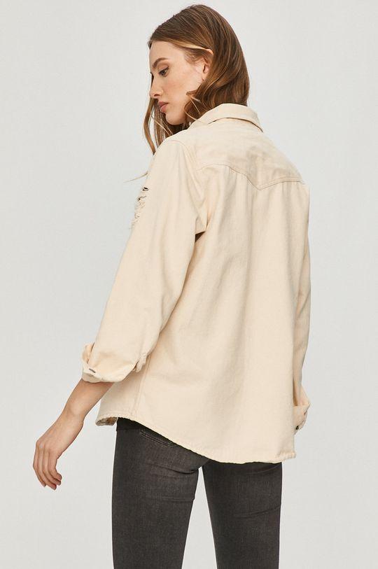 Answear Lab - Džínová košile  100% Bavlna