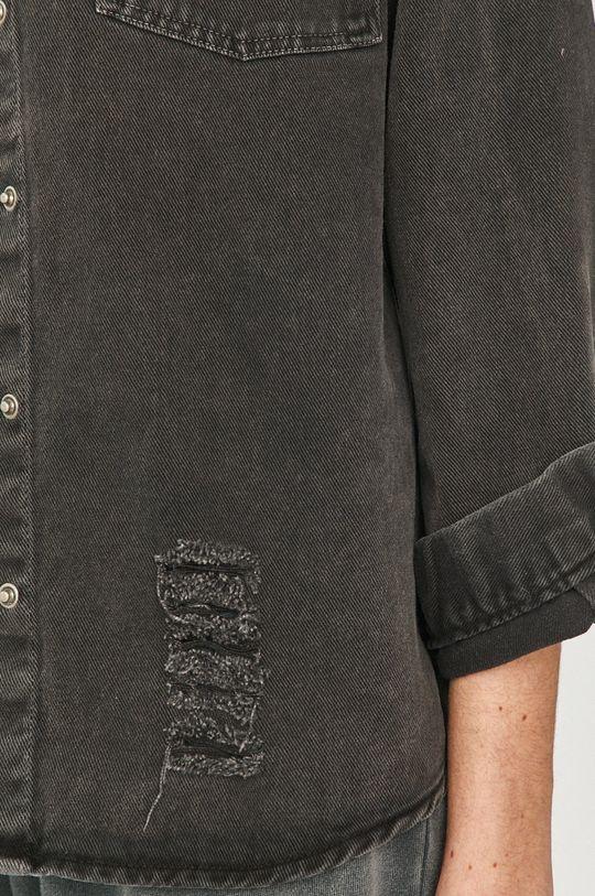 Answear Lab - Camasa jeans De femei