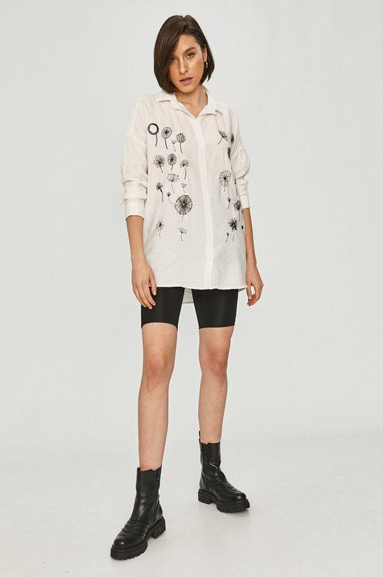 Answear Lab - Košile  50% Bavlna, 50% Len