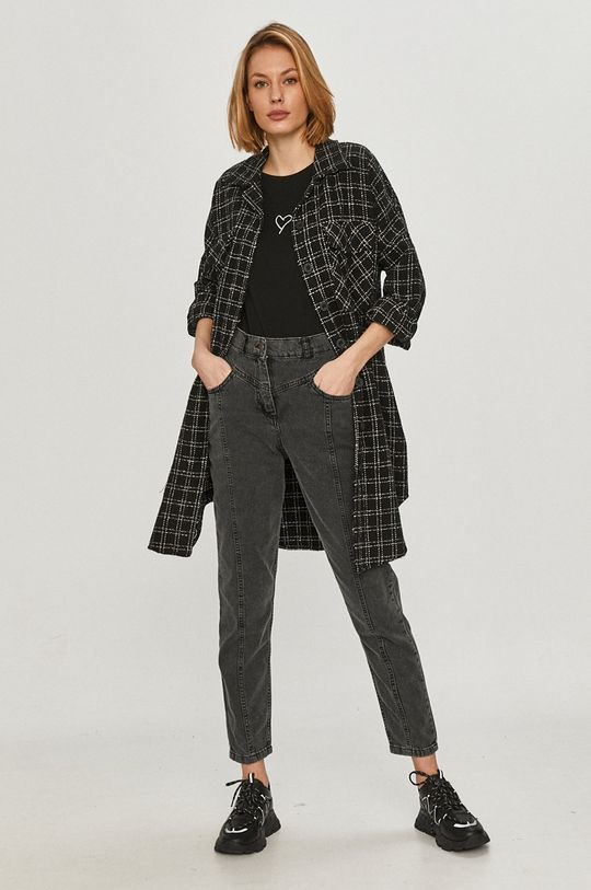 Answear Lab - Košile  80% Bavlna, 20% Viskóza