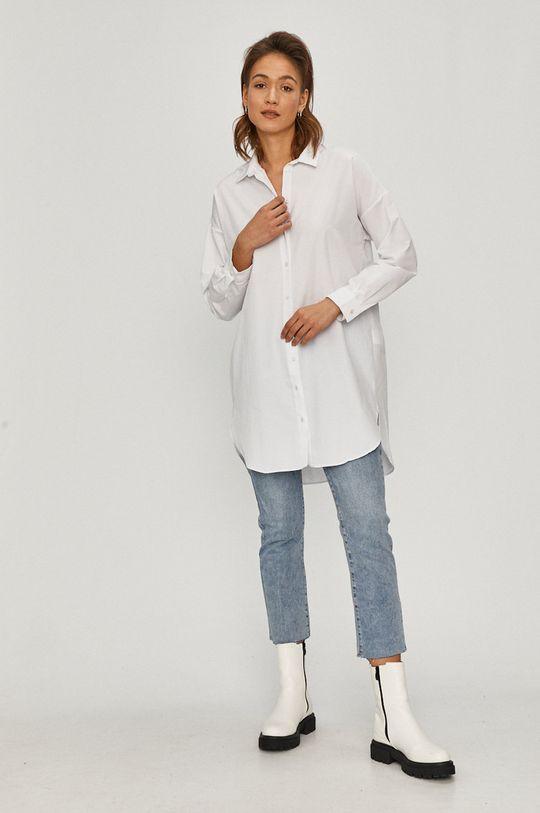 Answear Lab - Bavlněné tričko  100% Bavlna