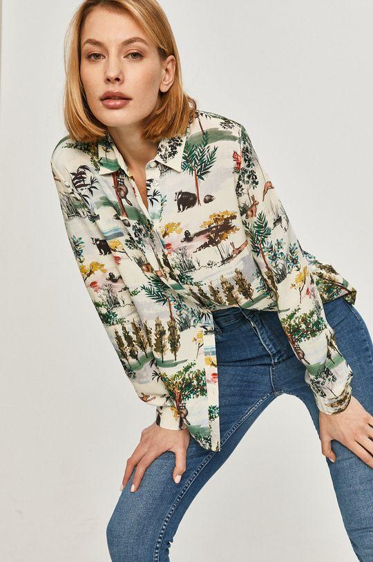 vícebarevná Answear Lab - Košile Dámský
