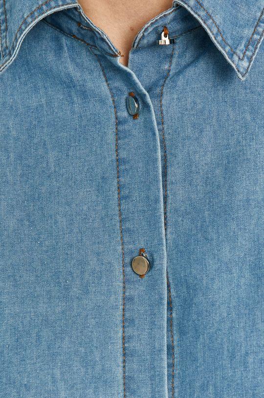 Answear Lab - Košeľa modrá