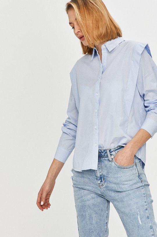 modrá Answear Lab - Košile Dámský