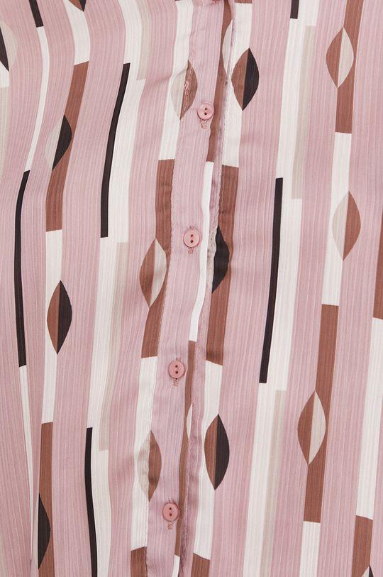 Answear Lab - Koszula różowy